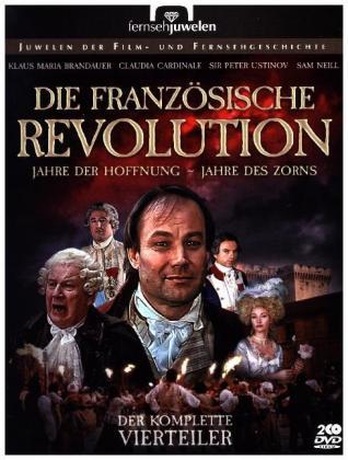 Die Französische Revolution 1 4 2 Dvd Produkt