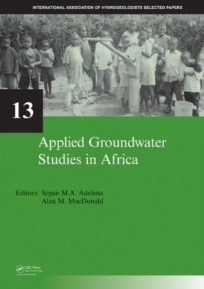 Applied Groundwater Studies in Africa