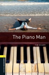 Piano Man Level 1 Oxford Bookworms Library
