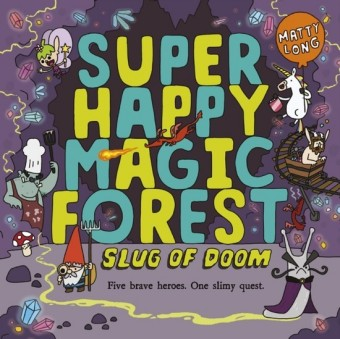 Super Happy Magic Forest Slug of Doom