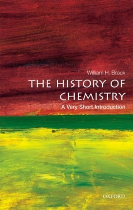 History of Chemistry: A Very Short Introduction