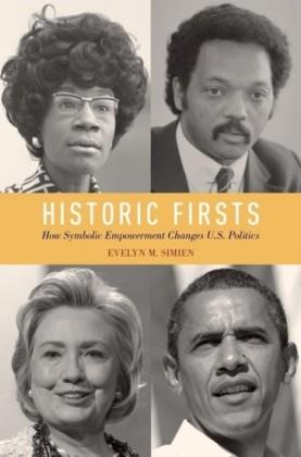 Historic Firsts: How Symbolic Empowerment Changes U.S. Politics