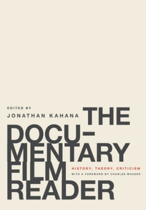 Documentary Film Reader: History, Theory, Criticism