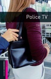 Police T.V. Starter Level Oxford Bookworms Library