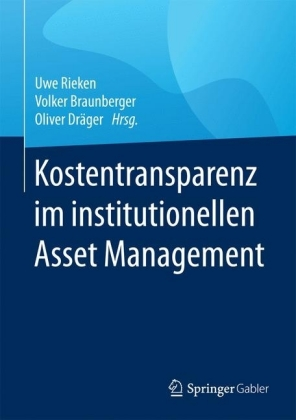 Kostentransparenz im institutionellen Asset Management