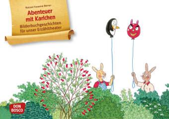 Abenteuer mit Karlchen, Kamishibai Bildkartenset