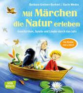 Mit Märchen die Natur erleben Cover