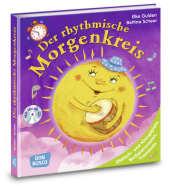 Der rhythmische Morgenkreis, m. Audio-CD Cover