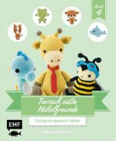 Tierisch süße Häkelfreunde Cover