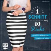 1 Schnitt, 10 Röcke Cover