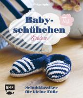 Baby-Schühchen stricken-Tick Cover