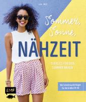 Sommer, Sonne, Nähzeit - 15 Basics für den Sommer nähen Cover