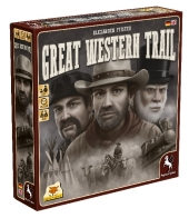 Great Western Trail (Spiel) Cover