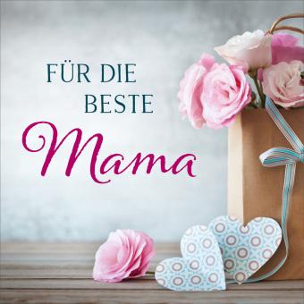 Für die beste Mama, 1 Audio-CD