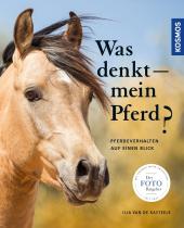 Was denkt mein Pferd? Cover