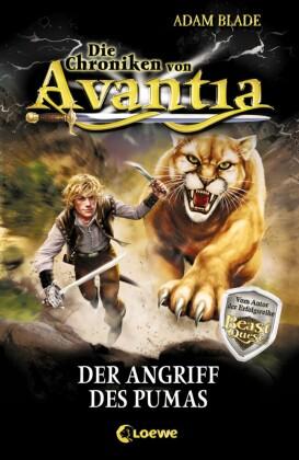 Die Chroniken von Avantia 3 - Der Angriff des Pumas