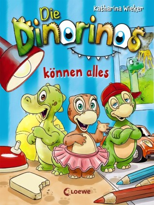 Die Dinorinos können alles