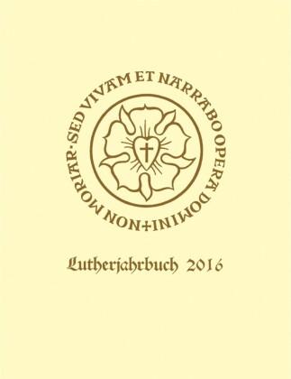 Lutherjahrbuch 83. Jahrgang 2016
