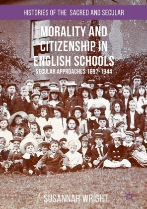 Morality and Citizenship in English Schools