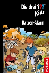 Die drei ??? Kids, Katzen-Alarm Cover