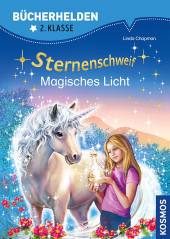Sternenschweif, Bücherhelden - Magisches Licht Cover