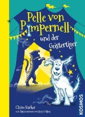 Pelle von Pimpernell und der Geistertiger Cover