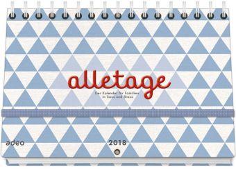 alletage 2018 - Hand- und Wandkalender