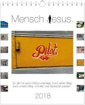 Mensch Jesus 2018 - Postkartenkalender