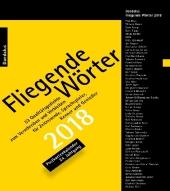 Fliegende Wörter, Postkartenkalender 2018
