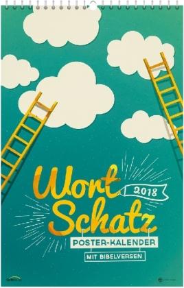 WortSchatz 2018 - Poster-Kalender