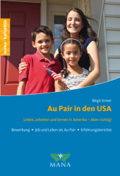 Au Pair in den USA Cover