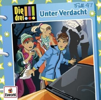 Die drei !!! - Unter Verdacht, Audio-CD
