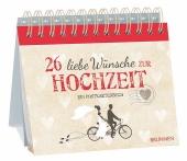 26 liebe Wünsche zur Hochzeit Cover