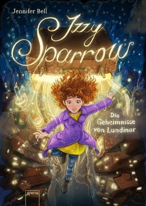 Izzy Sparrow (1). Die Geheimnisse von Lundinor