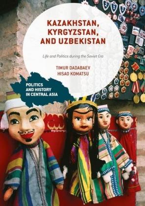 Kazakhstan, Kyrgyzstan, and Uzbekistan