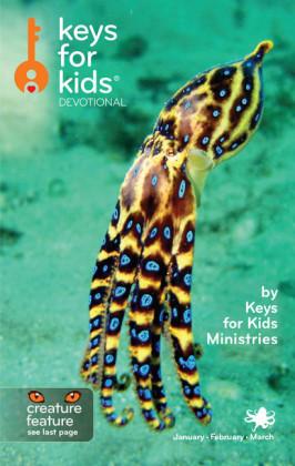 Keys for Kids Devotional