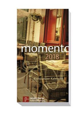 momento 2018 - Konstanzer Kalender