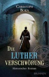 Die Lutherverschwörung Cover