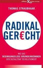 Radikal gerecht Cover