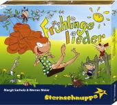 Frühlingslieder, Audio-CD Cover