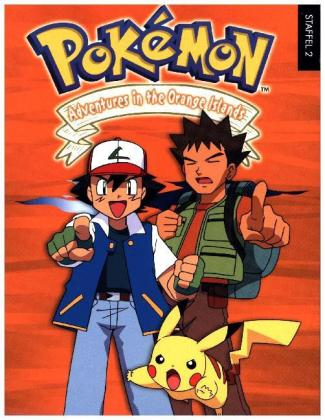 Pokemon - Adventures in the Orange Islands