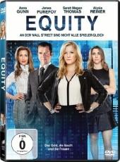 Equity - Das Geld, die Macht und die Frauen, 1 DVD Cover