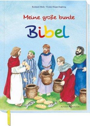 Meine große bunte Bibel