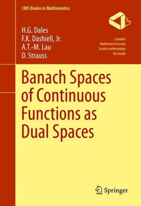 Banach Spaces of Continuous Functions as Dual Spaces