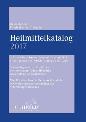 Heilmittelkatalog 2017, Physikalische Therapie