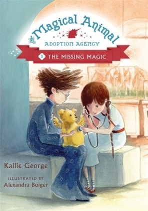 The Magical Animal Adoption Agency - The Missing Magic