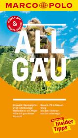 MARCO POLO Reiseführer Allgäu Cover