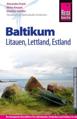 Reise Know-How Reiseführer Baltikum