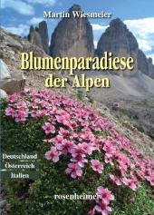 Blumenparadiese der Alpen Cover