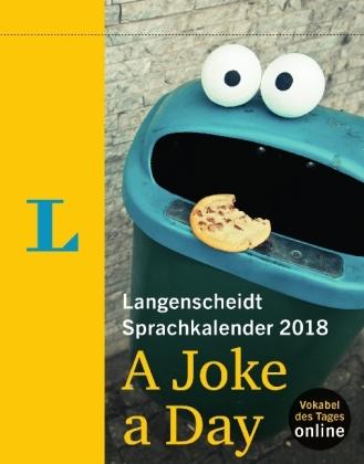 Langenscheidt Sprachkalender 2018 A Joke a Day